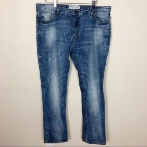 Colours by Alexander Julian Stone Washed Jeans
